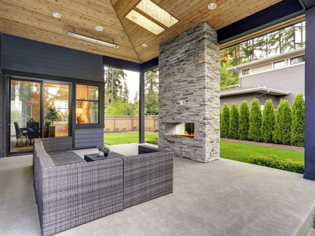 Improve Your Yard With an Outdoor Entertainment Area